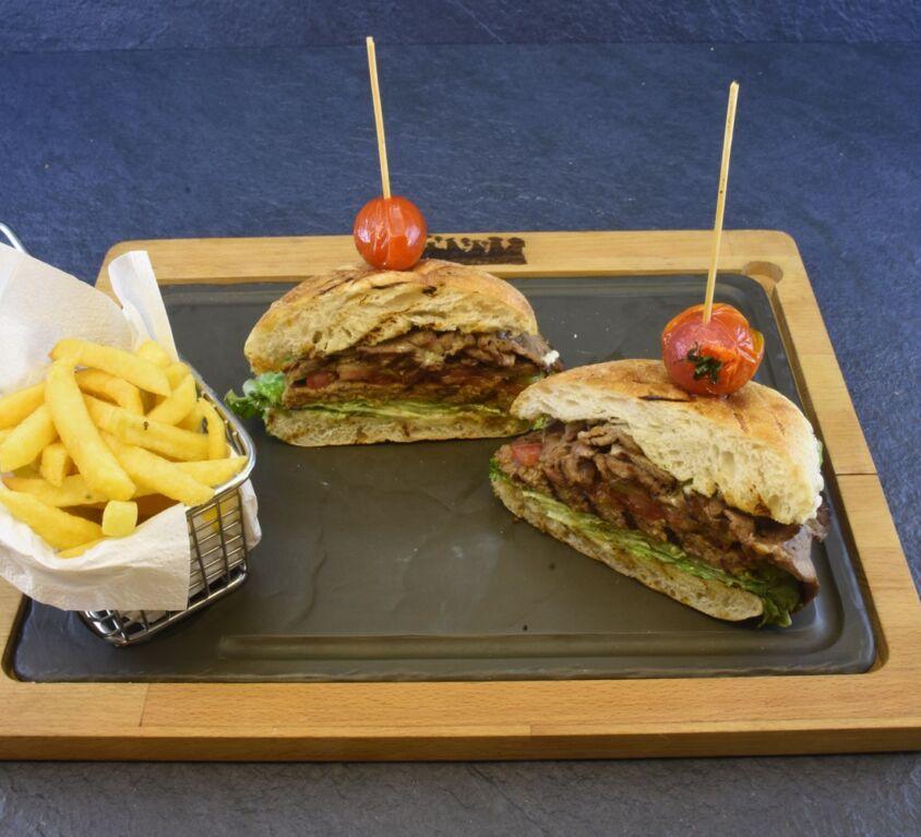 Keyif'li Hamburger